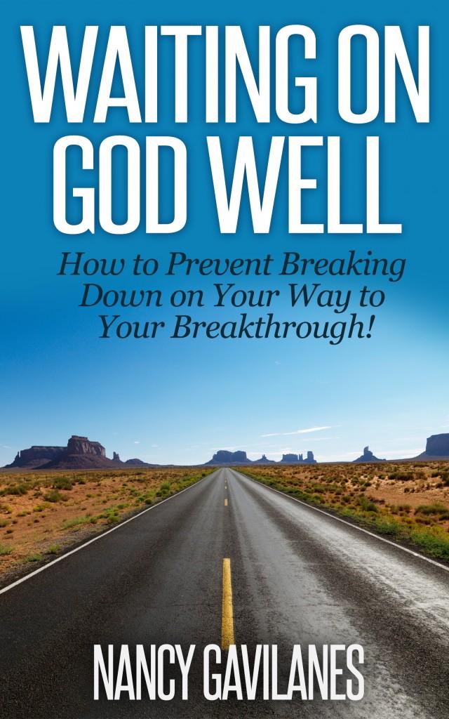 Waiting on God Well Book - Abounding Faith
