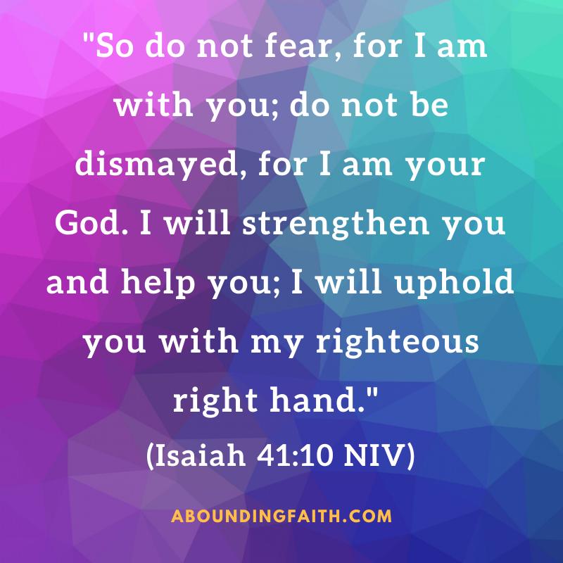 FUEL YOUR FAITH - Abounding Faith